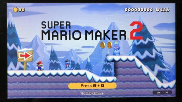 スーパーマリオメーカ2|Super Mario Maker 2