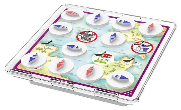 マルコ・ポーロの地図 プログラミング的思考が身につく パズルゲーム