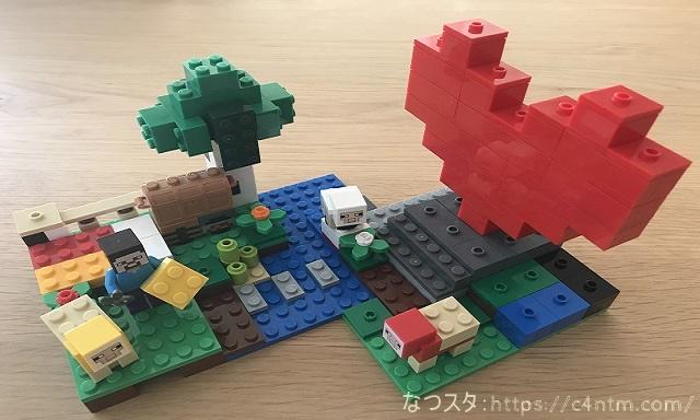 マイクラレゴ レゴ LEGO プログラミング的思考